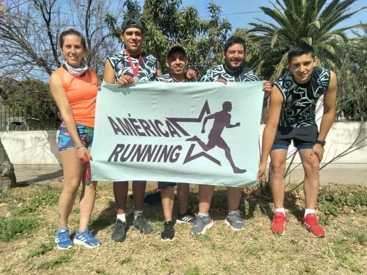 RUNNING AMÉRICA COMPITIÓ EN QUEMÚ QUEMÚ