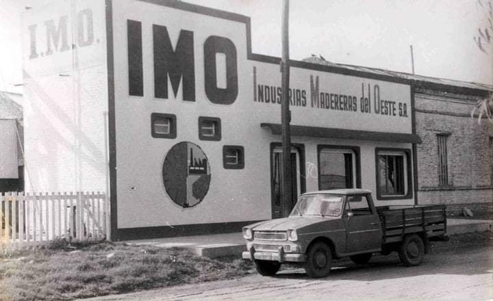 A 30 AÑOS DEL CIERRE DE INDUSTRIA MADERERA DEL OESTE