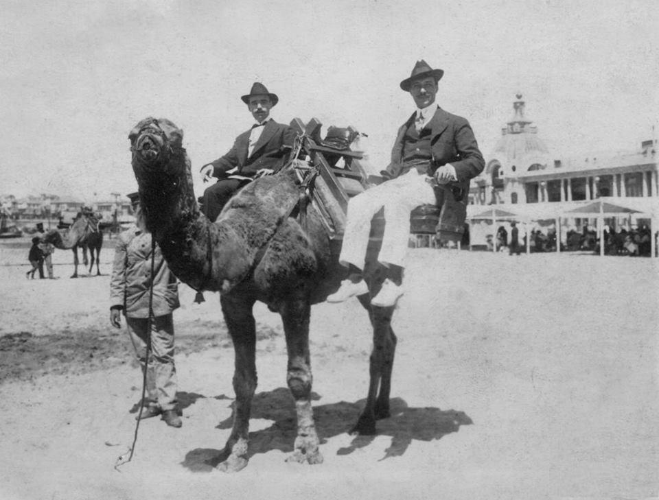MEDINA, EL HOMBRE DE LOS CAMELLOS QUE REVOLUCIONÓ LA BRISTOL EN 1913