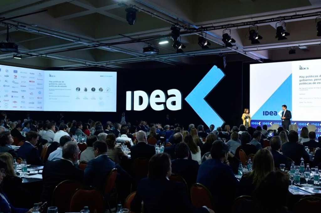 EL INTENDENTE JAVIER REYNOSO EXPONDRÁ EN EL 57º COLOQUIO DE IDEA 2021